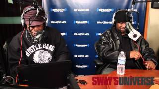 PT. 3 Papoose Phones in & Kool G Rap Salutes his Control Response on Sway in the Morning