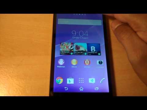 Sony Xperia z battery drain and lag fix 4.4.2 kitkat