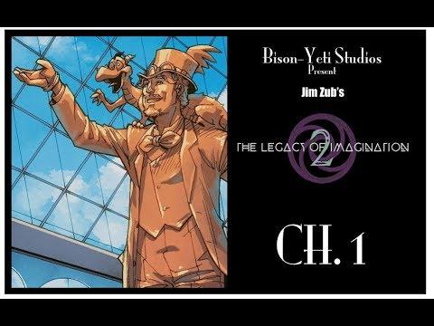 Figment II: The Legacy Of Imagination (Comic Dub) Ep.1