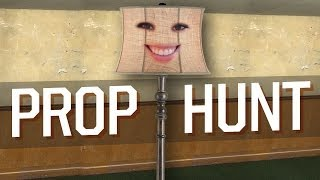 """SPLIT UP AND RUN!"" Prop Hunt - Garry"