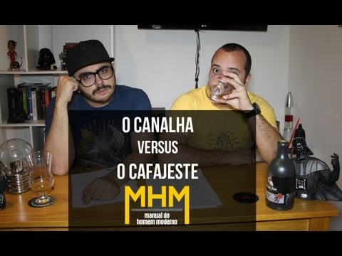 Cha Vs Cafajeste - O Manual