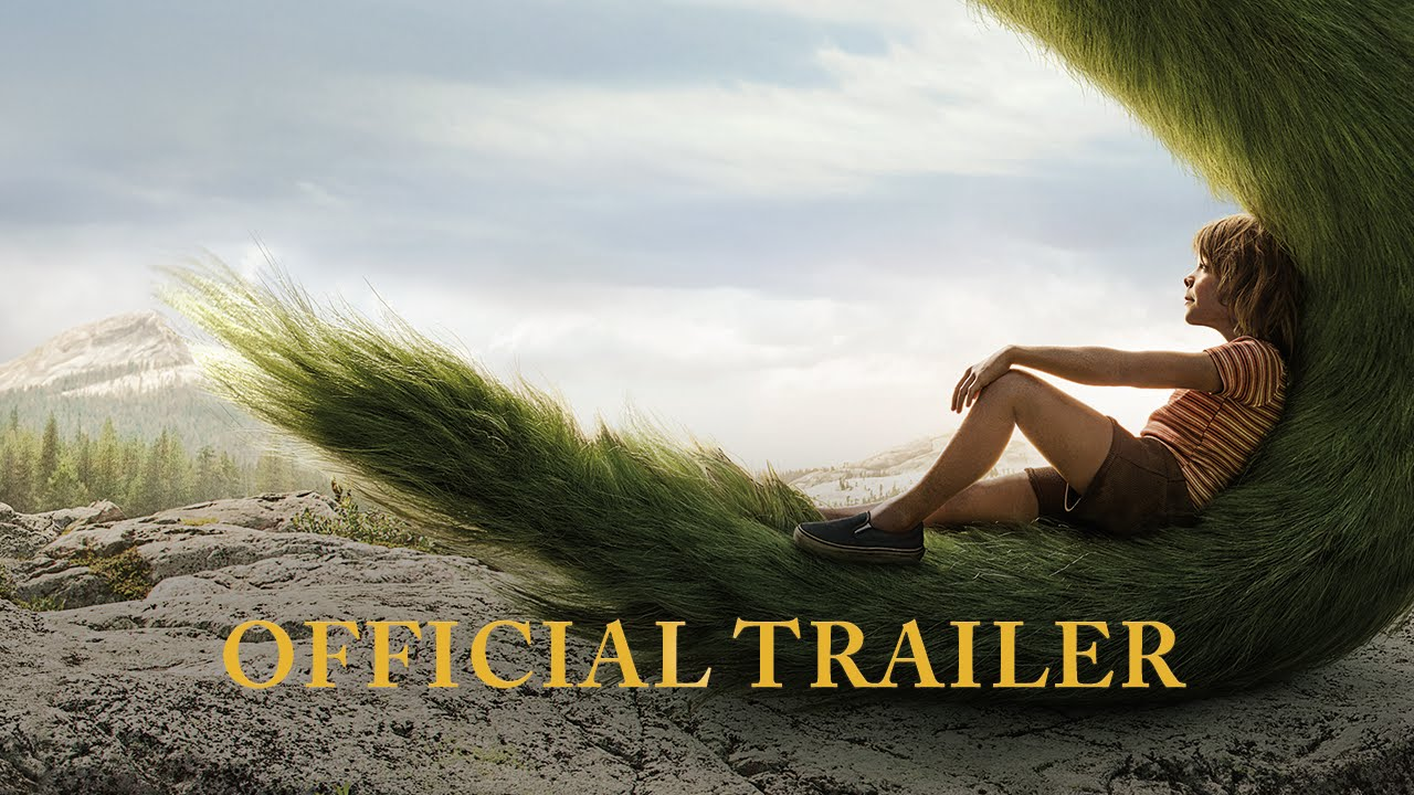 Pete's Dragon Online Movie Trailer