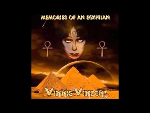 Vinnie Vincent Memories Of An Egyptian Rare Demos Youtube