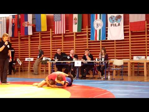 Sances Manuel ITA VS Bocz Robert HUN