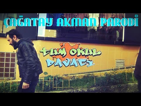 Çağatay Akman Parodi (VİZE) - Tüm Okul Davacı / PARODİ KİNGS