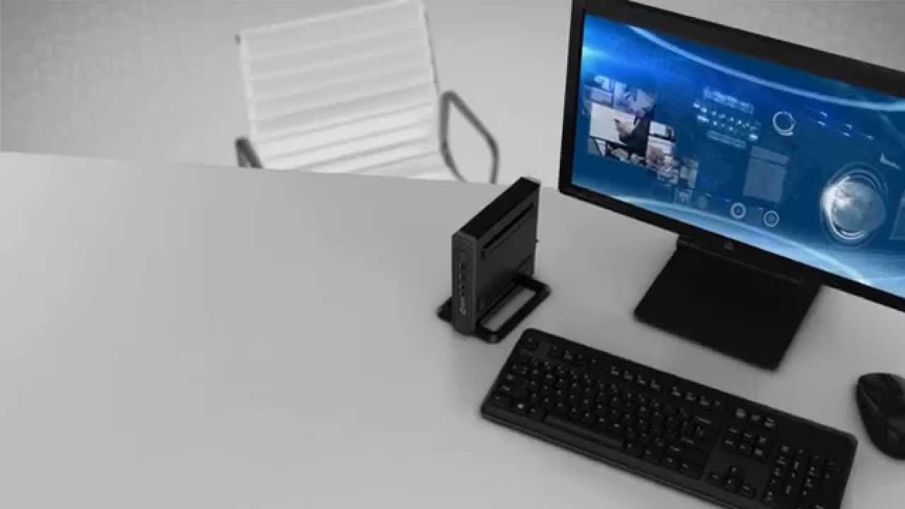 Hp Elitedesk 705 Desktop Mini Textless Youtube