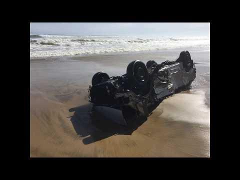 Baylys Beach Beware!!