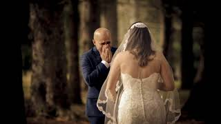 Angela + Jose Wedding Video Teaser Slideshow