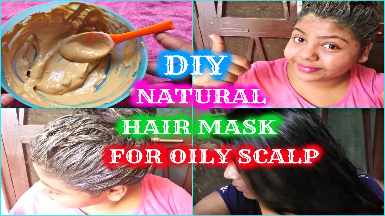 Mask for greasy hair. Effective hair masks 71