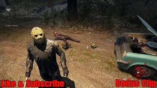 13 Best Kills In Friday The 13th Game