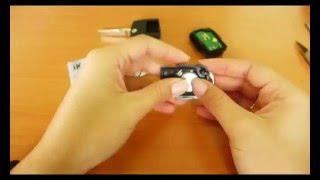 Замена батарейки в ключе Шкода Фабия, Октавия, Румстер, Суперб, Йети Change the battery