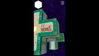 Flat Pack (by Nitrome) - platform game for android - gameplay.