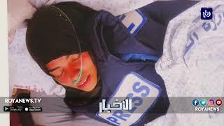 تصاعد انتهاكات الاحتلال ضد الصحفيين الفلسطينيين - (4-1-2019)