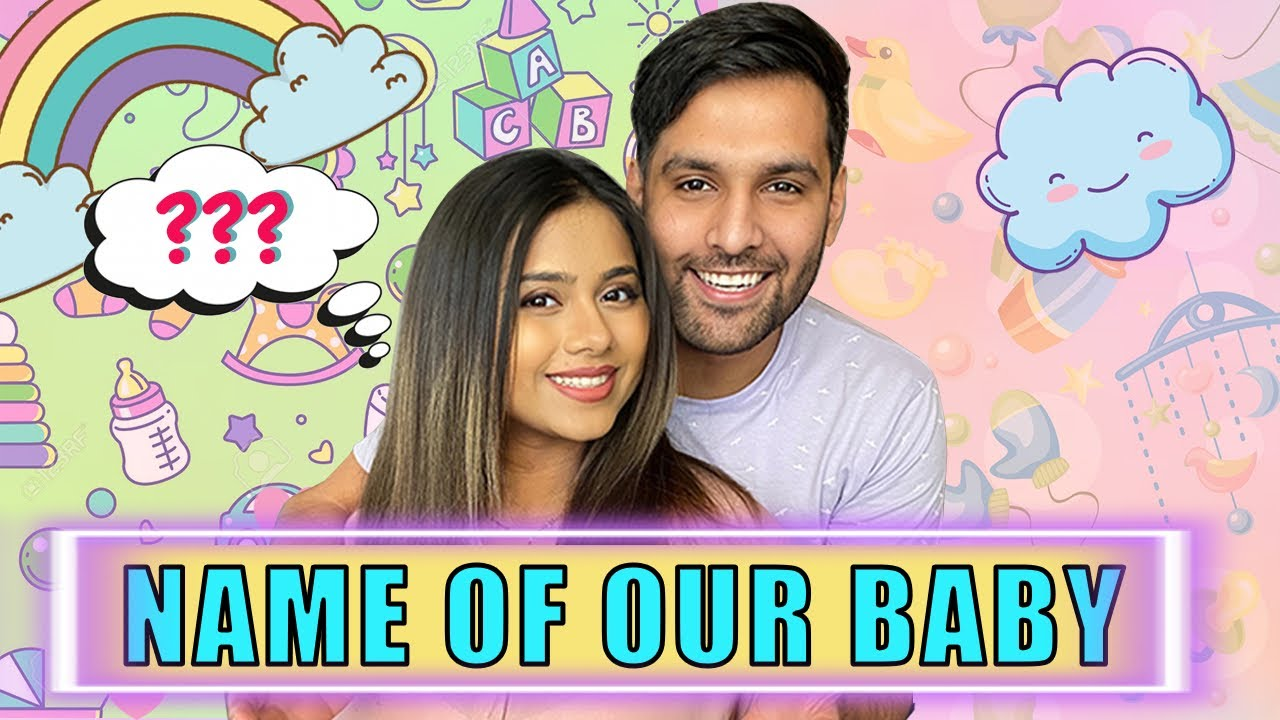 REVEALING OUR BABYS NAME!