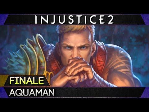 Injustice 2 (ITA)- Finale Multiverso: Aquaman