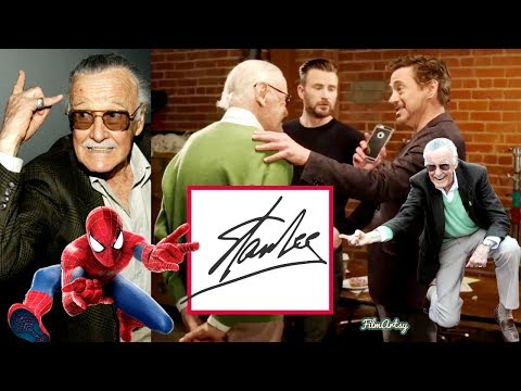 Stan Lee Bloopers and Funny Moments | Tribute to Excelsior Stan Lee