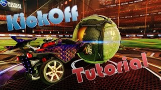 Гайд по кикоффам в Rocket League