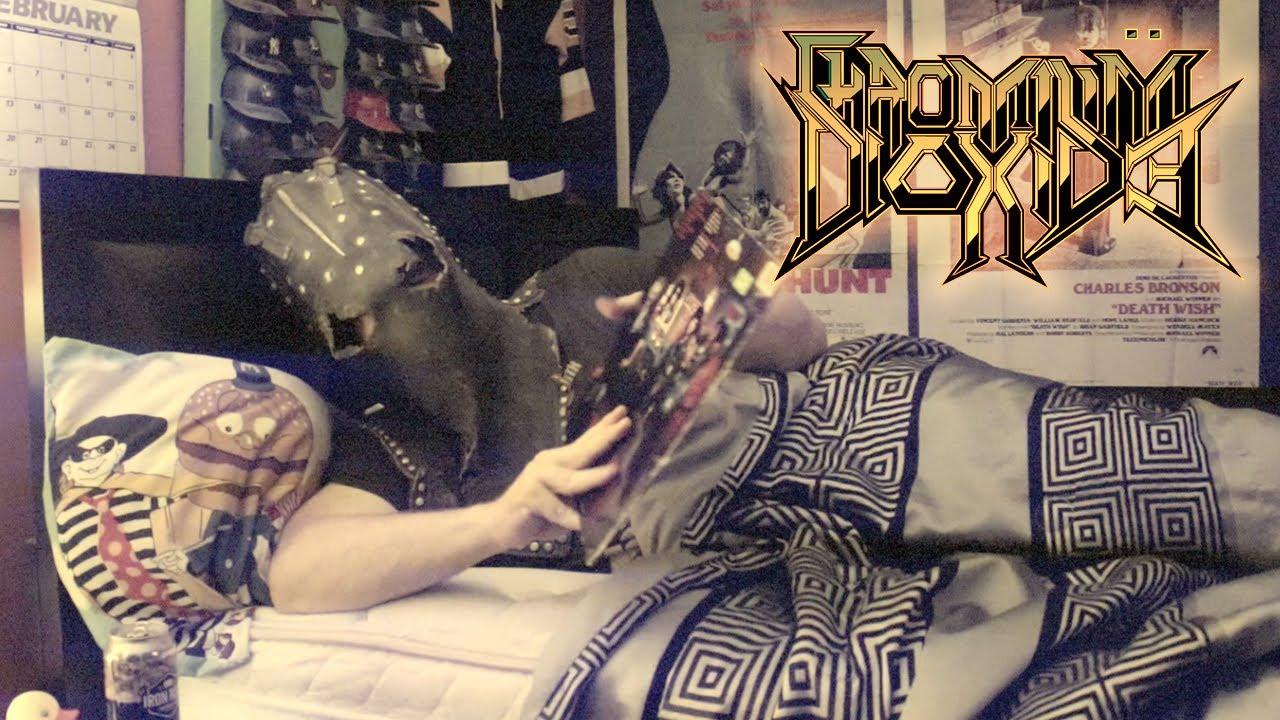 (Video) CHROMIUM DIOXIDE RADIO - Heavy Metal Vinyl Tag 2021