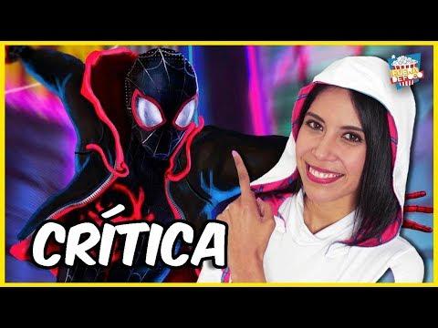 SPIDER-MAN into the Spiderverse - ¡La mejor película de Spider-man!