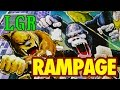 LGR - Rampage - DOS PC Game Review