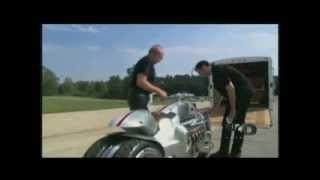 Мотоцикл Dodge Tomahawk от Chrysler
