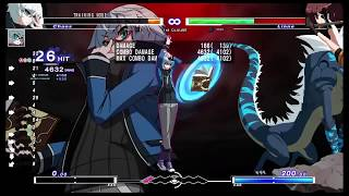 UNist | Chaos 5K CVO combos