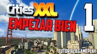 Cities XXL | ¿Como empezar bien? | Tutorial y Gameplay en Español | Ep 1