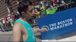 Mi experiencia en el Maratón de Boston 2017.