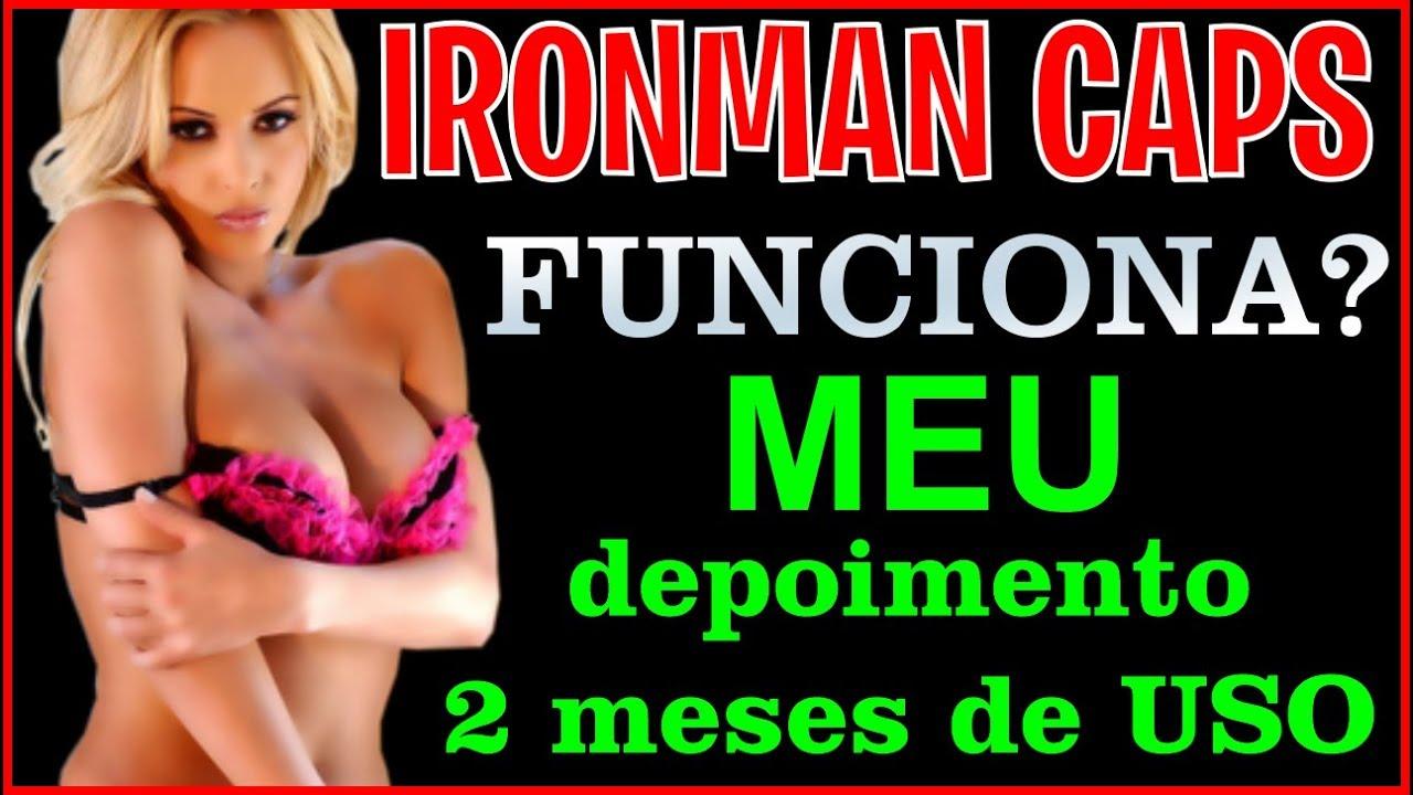 Iron man Caps Funciona? [𝗢𝗙𝗘𝗥𝗧𝗔 𝗘𝗫𝗖𝗟𝗨𝗦𝗜𝗩𝗔] URGENTE