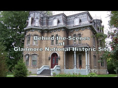 Behind-the-Scenes at Glanmore National Historic Site