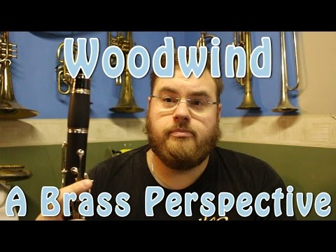Woodwind -  A Brass Perspective