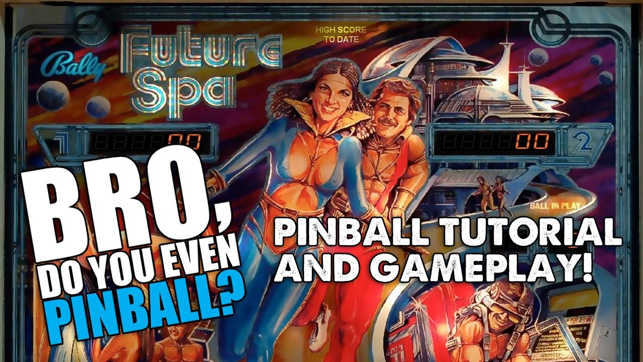 Future Spa pinball (Bally b53bc799e50