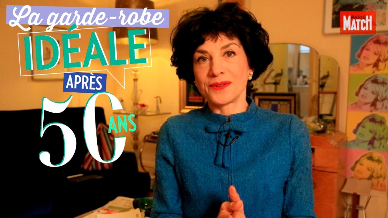 d21b145173cc4 La garde-robe idéale après 50 ans - YouTube