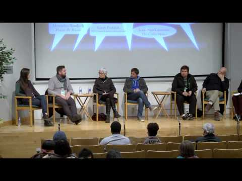 CIFF 2015 Panel 4: Global Film Production and Distribution