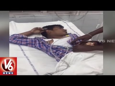 Download Sri Chaitanya College Students Clash In Campus, 1 Severely Injured | Hyderabad | V6 News