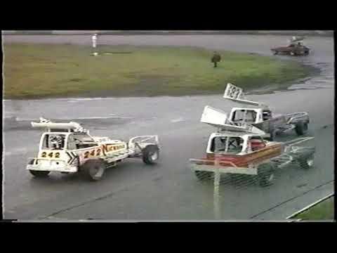 BriSCA Formula 1 Hednesford November 15th 1992