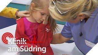 Greta (5) hat schlimme Krämpfe wegen ihres Haustiers | Klinik am Südring | SAT.1 TV