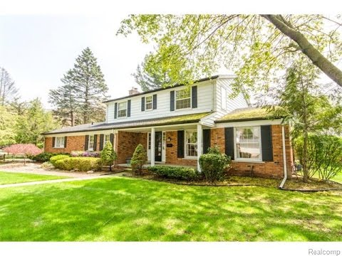 Livonia Michigan Houses For Sale, 15954 Edgewood, Livonia Home Values