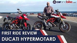 2019 Ducati Hypermotard 950/SP First Ride Review   NDTV carandbike