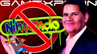 "Reggie Recalls When Nintendo of America Marketing Wanted to ""Age Up"" the Logo"