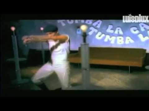 Menealo v.s Tumba La Casa - Merengue Remix - 128 BPM Video By LuisDlux