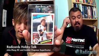 #148: John Elway RC and Aroldis Chapman Superfractor