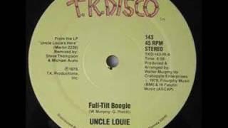 uncle louie-full tilt boogie
