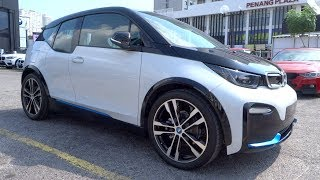 2019 BMW i3s 120 Ah Start-Up and Full Vehicle Tour