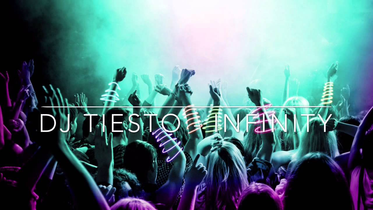 dj tiesto - infinity - youtube