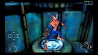 PPSSPP Emulator 0.9.8 for Android | Spider-Man: Friend or Foe [720p HD] | Sony PSP
