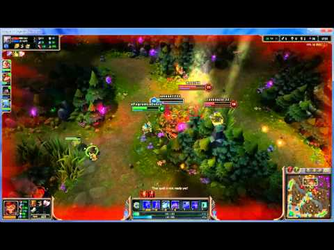 N -m- N league of legends Chapter 1