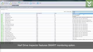 Hard Drive Inspector Professional - Monitor your drive's state - Download Video Previews