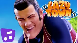 LazyTown | COLORS | Music Videos for Kids (Season 2)
