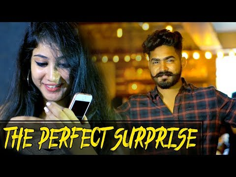 The Perfect Surprise || The Rahul Sharma- Youtube